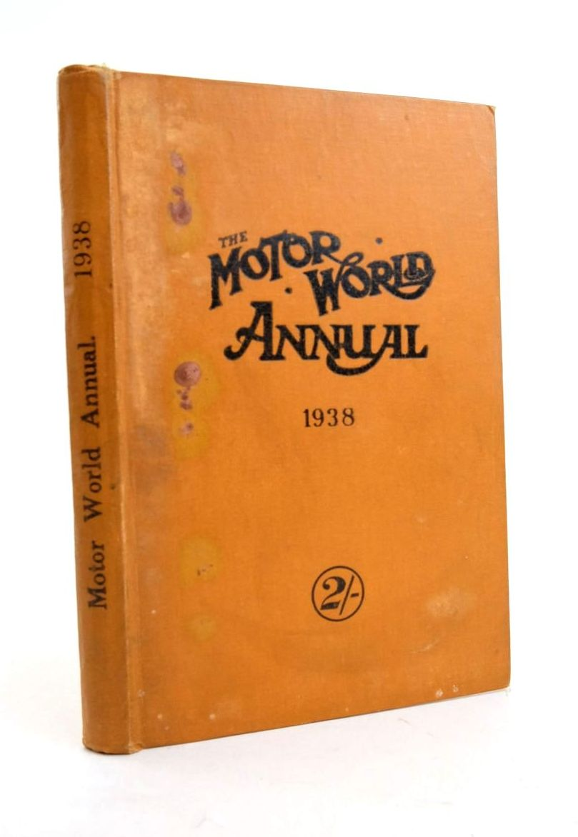 Photo of THE MOTOR WORLD ANNUAL 1938- Stock Number: 1821713