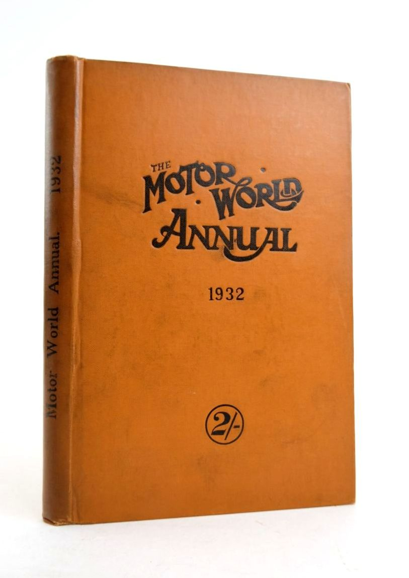 Photo of THE MOTOR WORLD ANNUAL 1932- Stock Number: 1821715