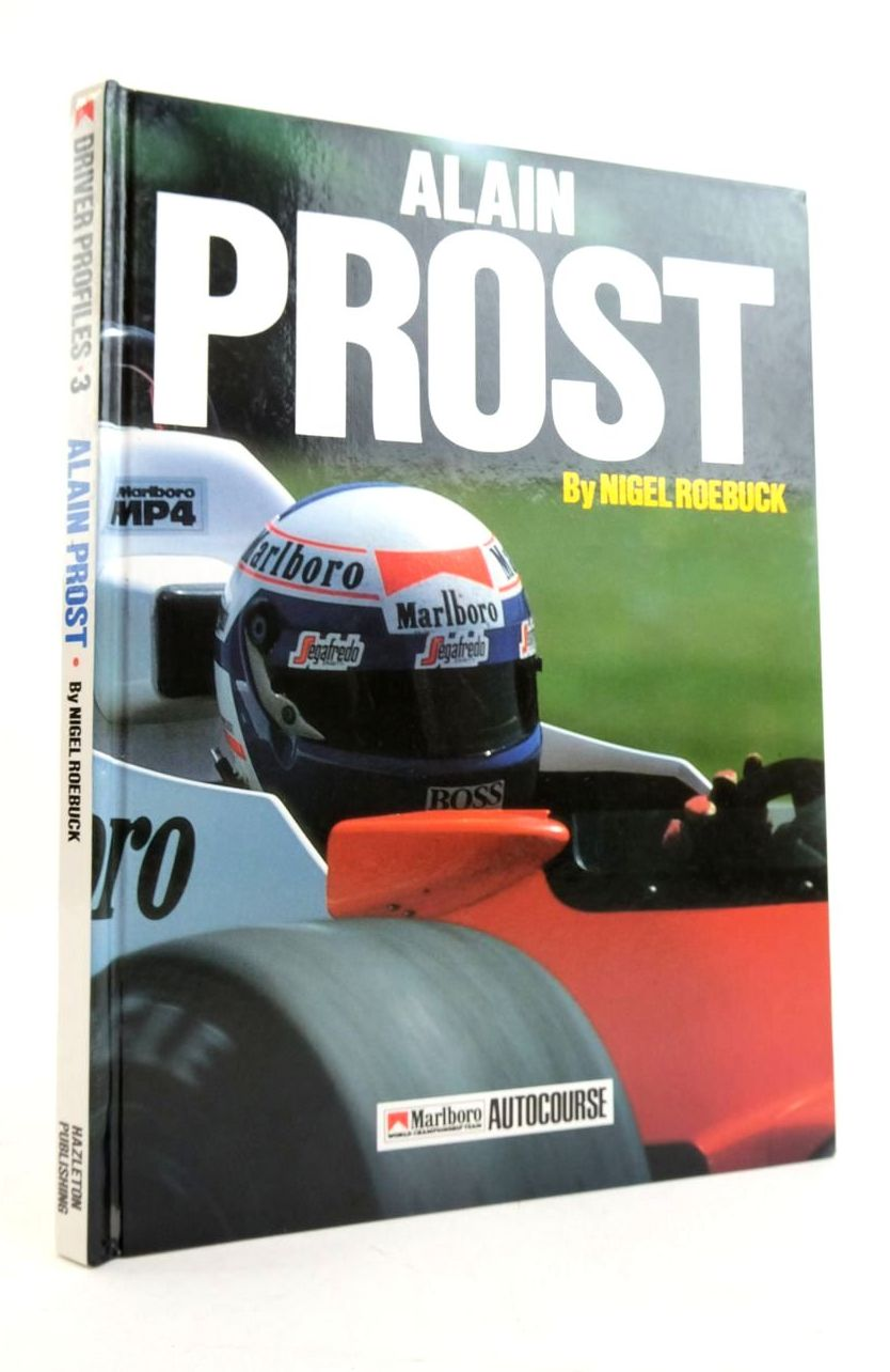 Photo of ALAIN PROST- Stock Number: 1821716