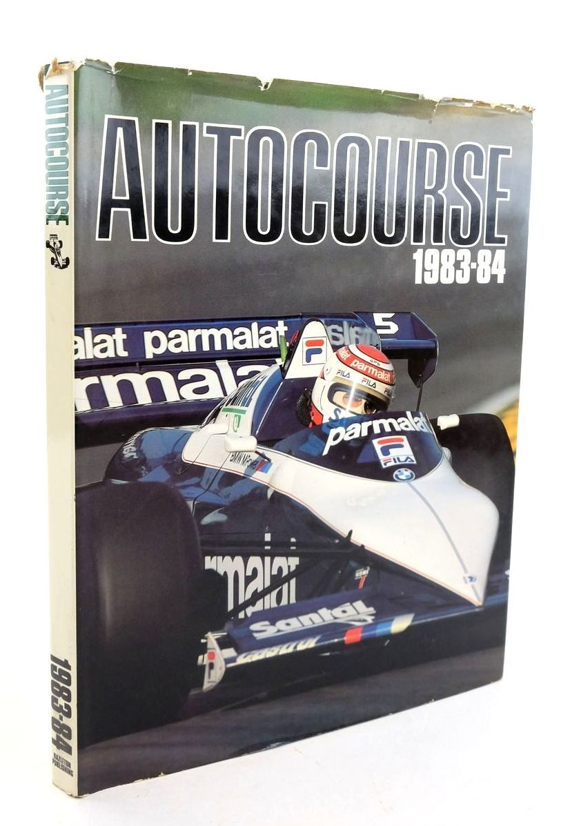 Photo of AUTOCOURSE 1983-84- Stock Number: 1821721