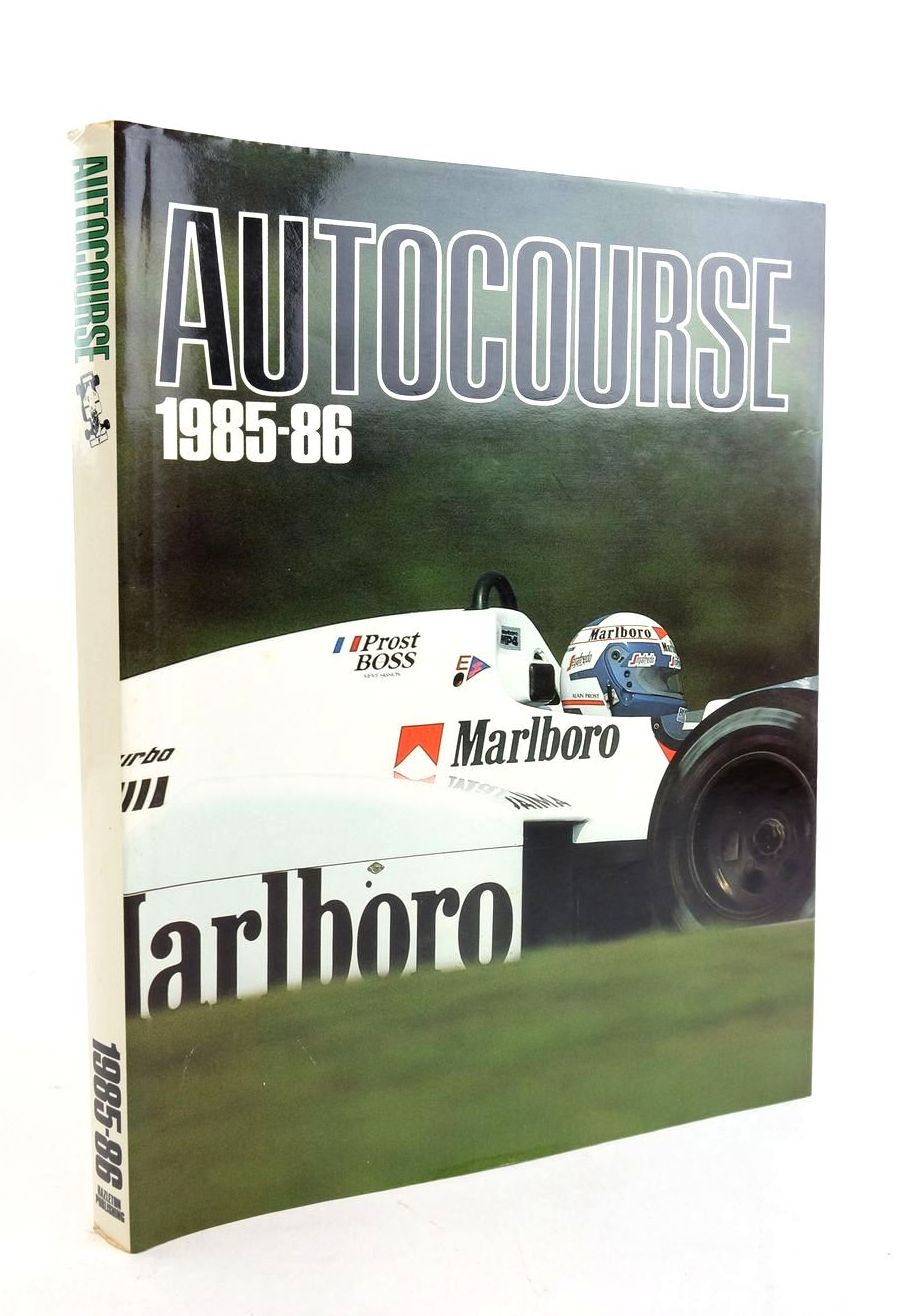 Photo of AUTOCOURSE 1985-86- Stock Number: 1821722