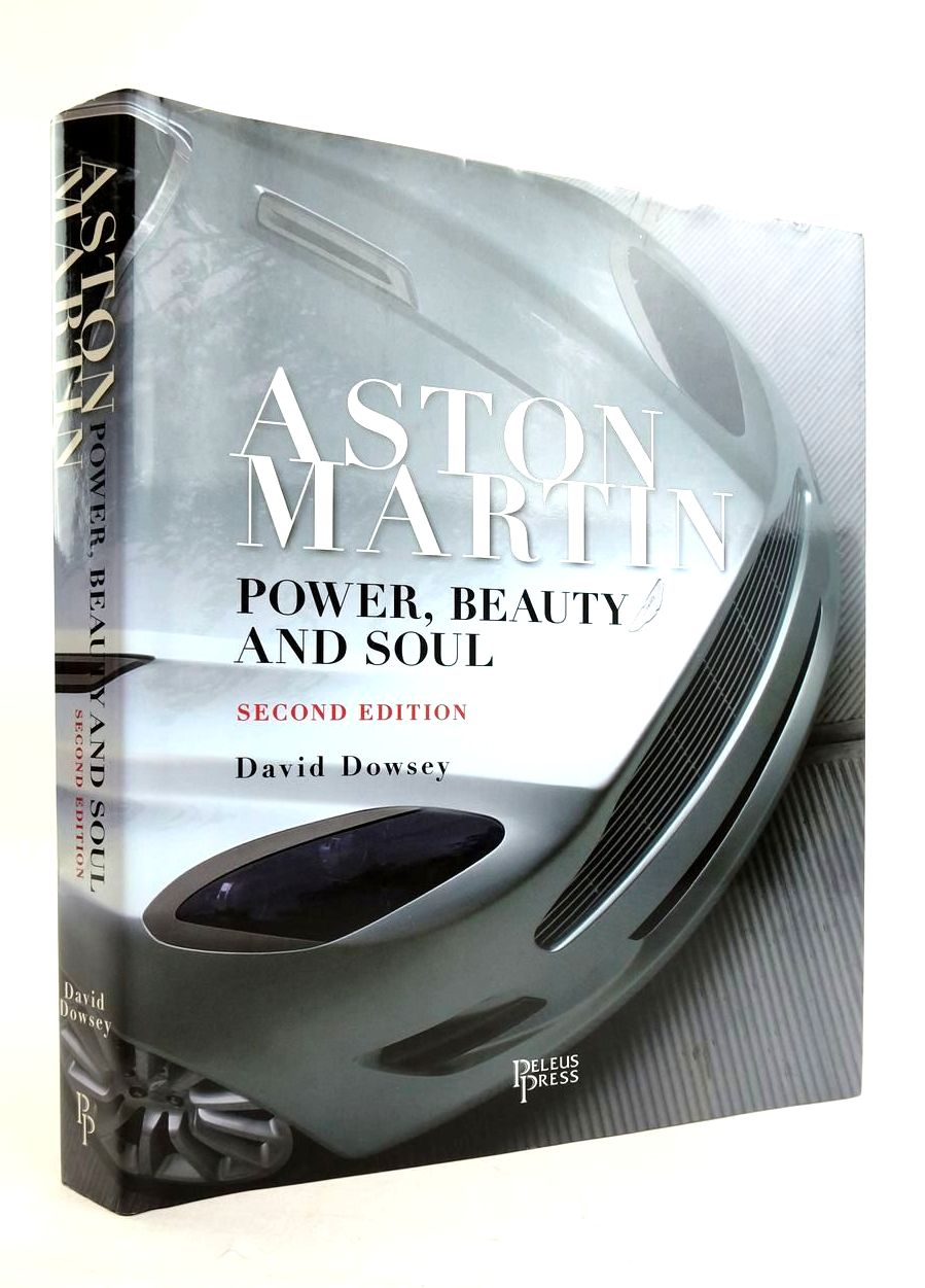Photo of ASTON MARTIN: POWER, BEAUTY AND SOUL written by Dowsey, David published by Peleus Press (STOCK CODE: 1821728)  for sale by Stella & Rose's Books