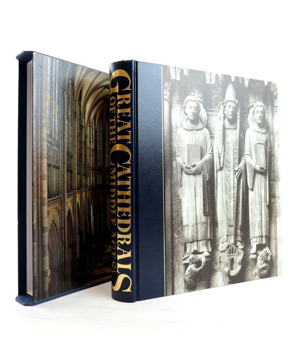 Photo of GREAT CATHEDRALS OF THE MIDDLE AGES- Stock Number: 1821733