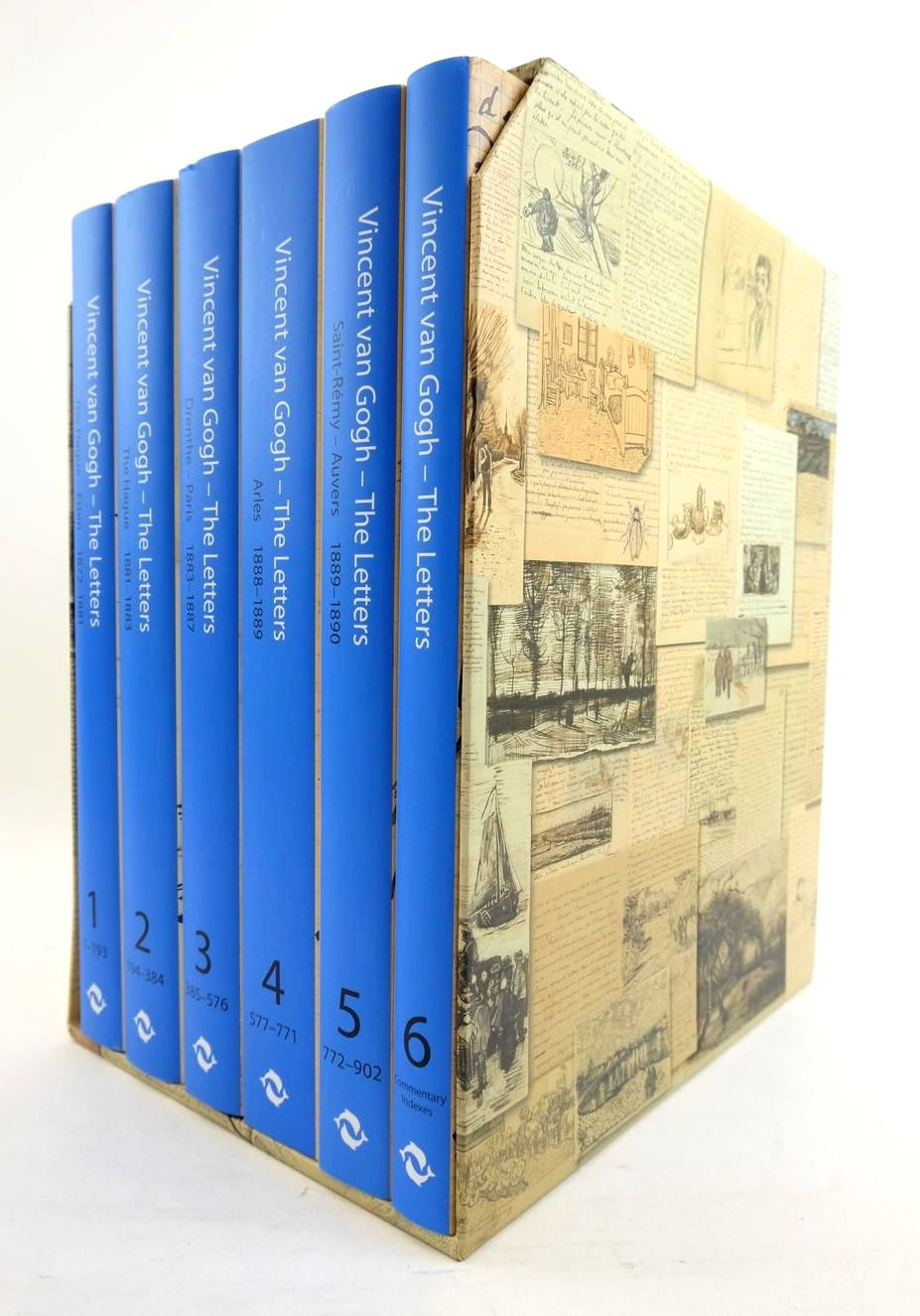 Photo of VINCENT VAN GOGH: THE LETTERS (6 VOLUMES)- Stock Number: 1821735