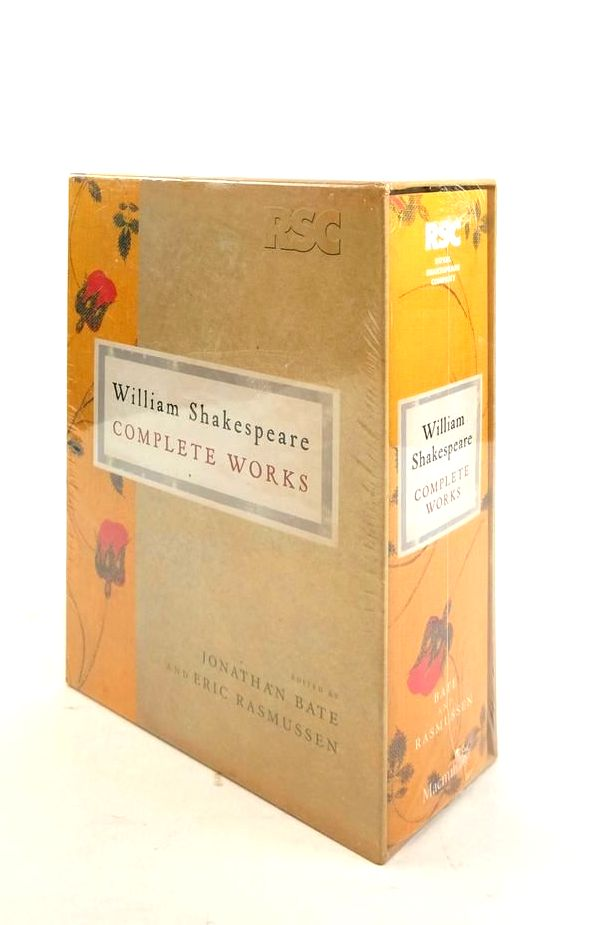 Photo of WILLIAM SHAKESPEARE COMPLETE WORKS- Stock Number: 1821736