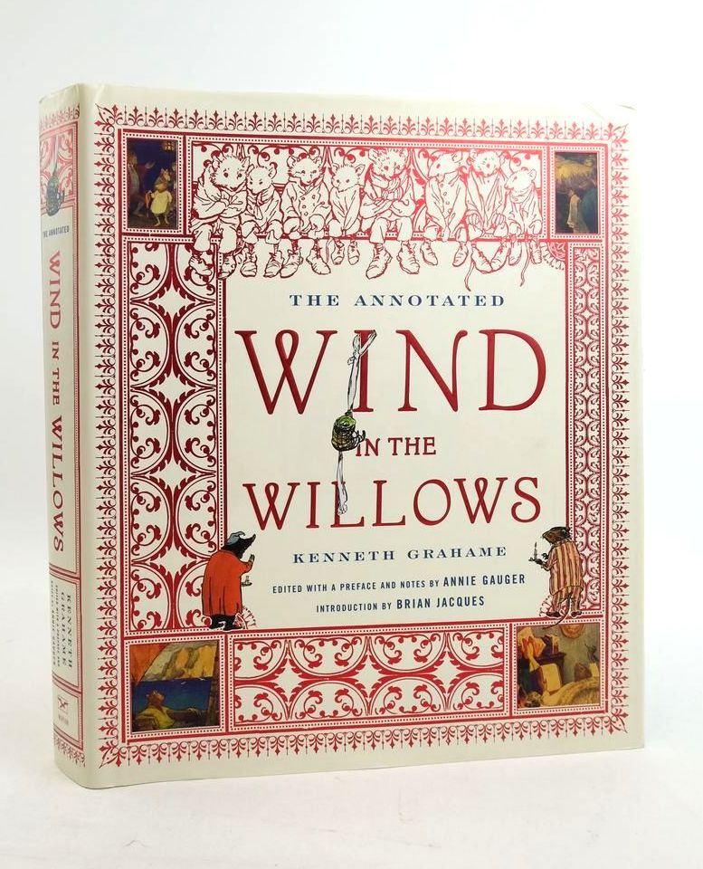 Photo of THE ANNOTATED WIND IN THE WILLOWS- Stock Number: 1821738