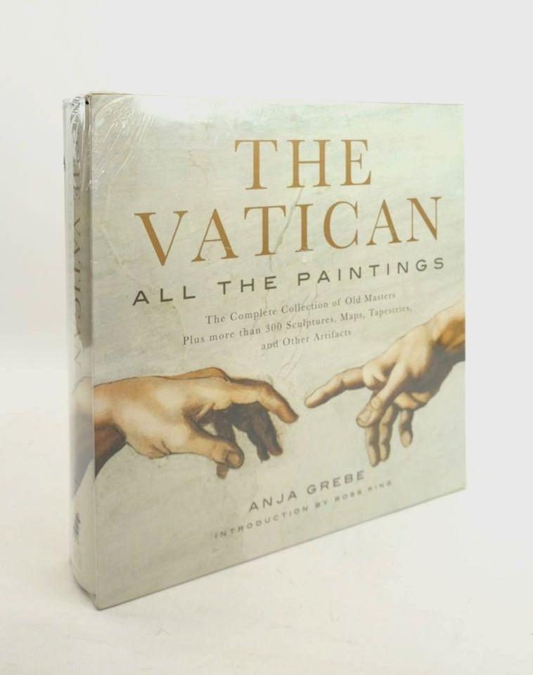 Photo of THE VATICAN: ALL THE PAINTINGS- Stock Number: 1821740