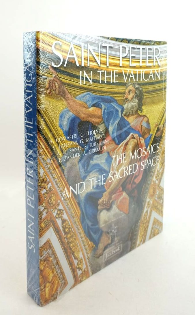 Photo of SAINT PETER IN THE VATICAN: THE MOSAICS AND THE SACRED SPACE- Stock Number: 1821742