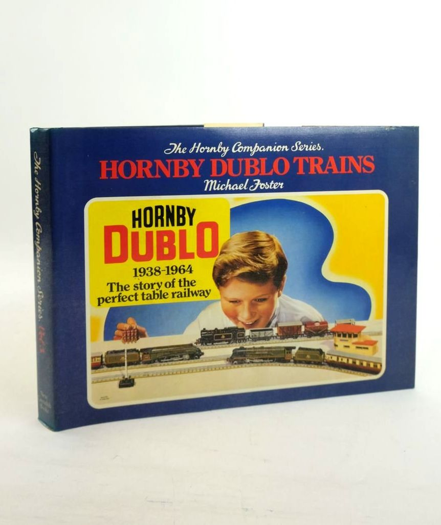 Photo of HORNBY DUBLO TRAINS written by Foster, Michael published by New Cavendish Books (STOCK CODE: 1821752)  for sale by Stella & Rose's Books