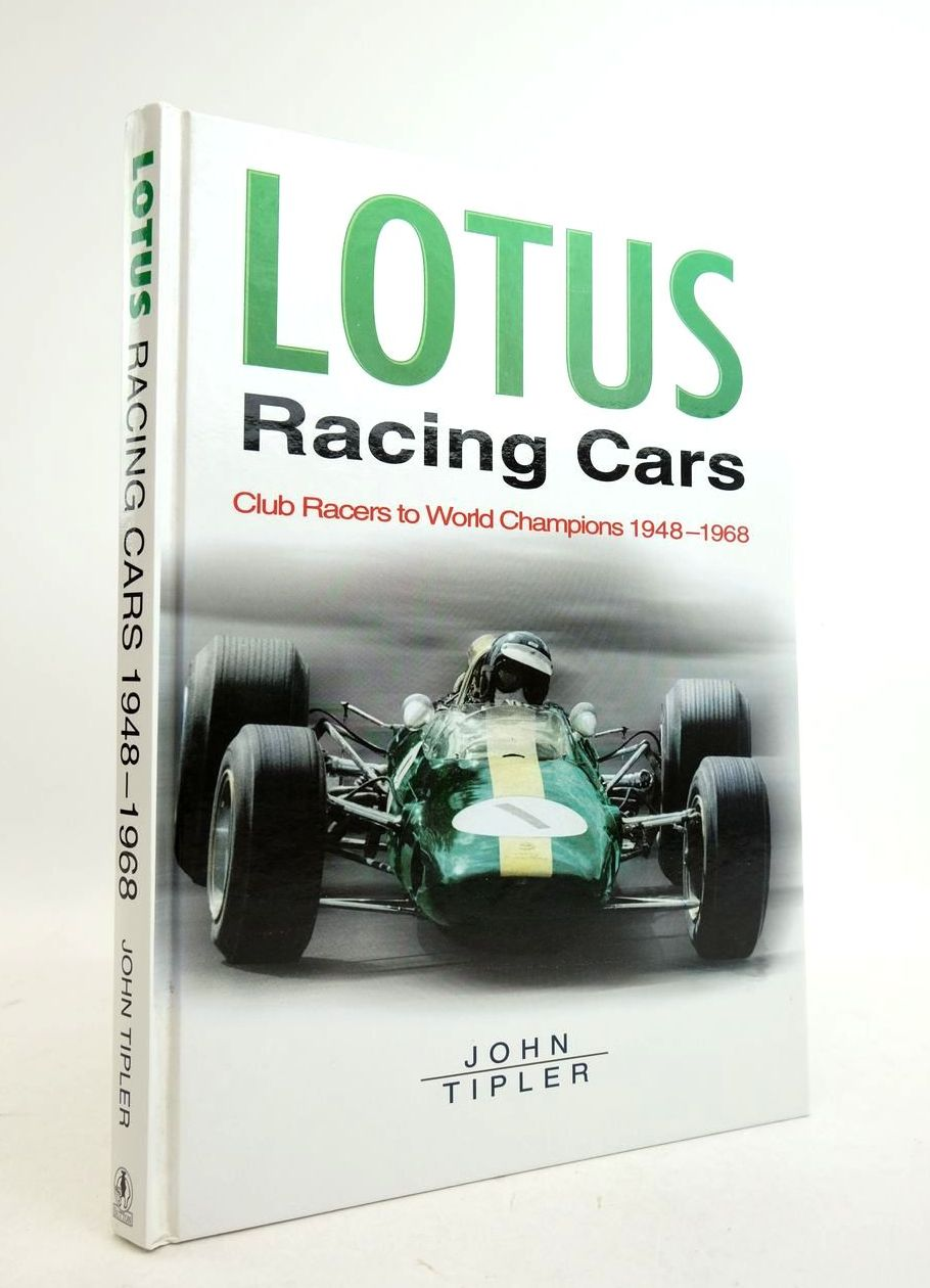 Photo of LOTUS RACING CARS: CLUB RACERS TO WORLD CHAMPIONS 1948-1968- Stock Number: 1821769