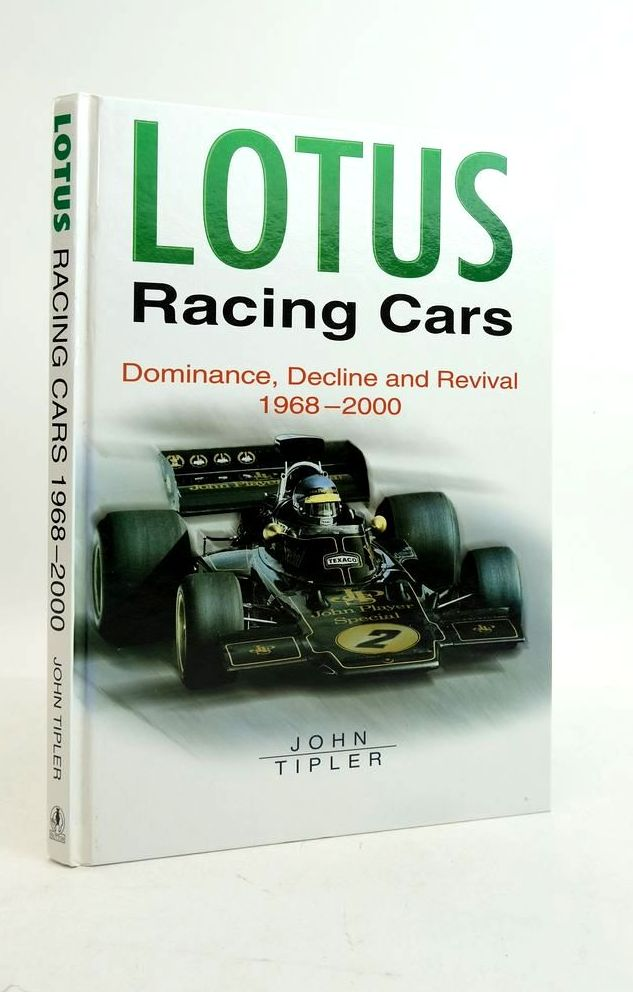 Photo of LOTUS RACING CARS: DOMINANCE, DECLINE AND REVIVAL, 1968-2000- Stock Number: 1821773