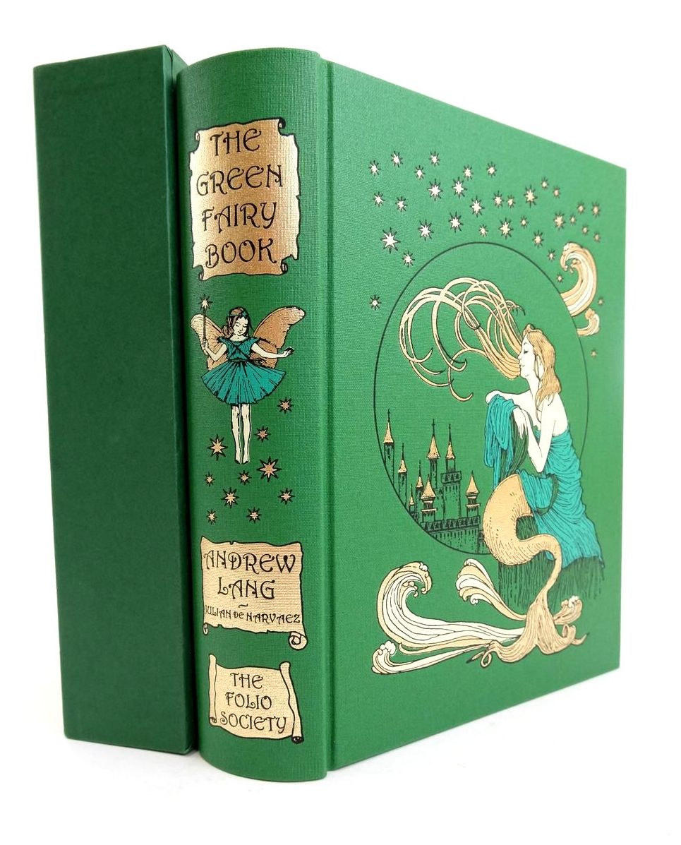 Photo of THE GREEN FAIRY BOOK written by Lang, Andrew Zipes, Jack illustrated by De Harvaez, Julian published by Folio Society (STOCK CODE: 1821782)  for sale by Stella & Rose's Books