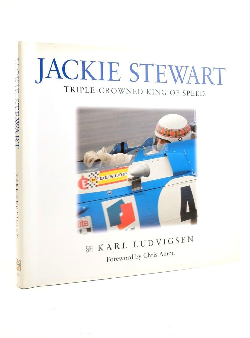 Photo of JACKIE STEWART: TRIPLE-CROWNED KING OF SPEED written by Ludvigsen, Karl published by Haynes Publishing Group (STOCK CODE: 1821785)  for sale by Stella & Rose's Books