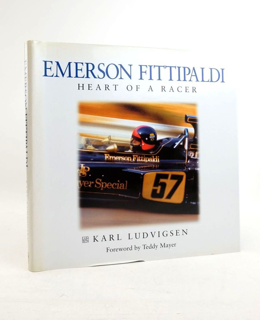 Photo of EMERSON FITTIPALDI: HEART OF A RACER- Stock Number: 1821786
