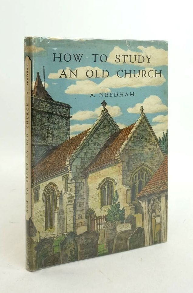 Photo of HOW TO STUDY AN OLD CHURCH- Stock Number: 1821804