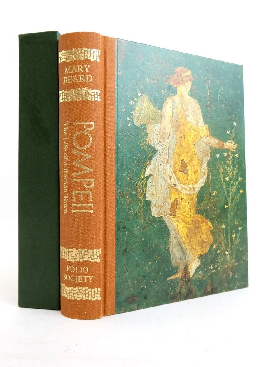 Photo of POMPEII: THE LIFE OF A ROMAN TOWN written by Beard, Mary published by Folio Society (STOCK CODE: 1821811)  for sale by Stella & Rose's Books