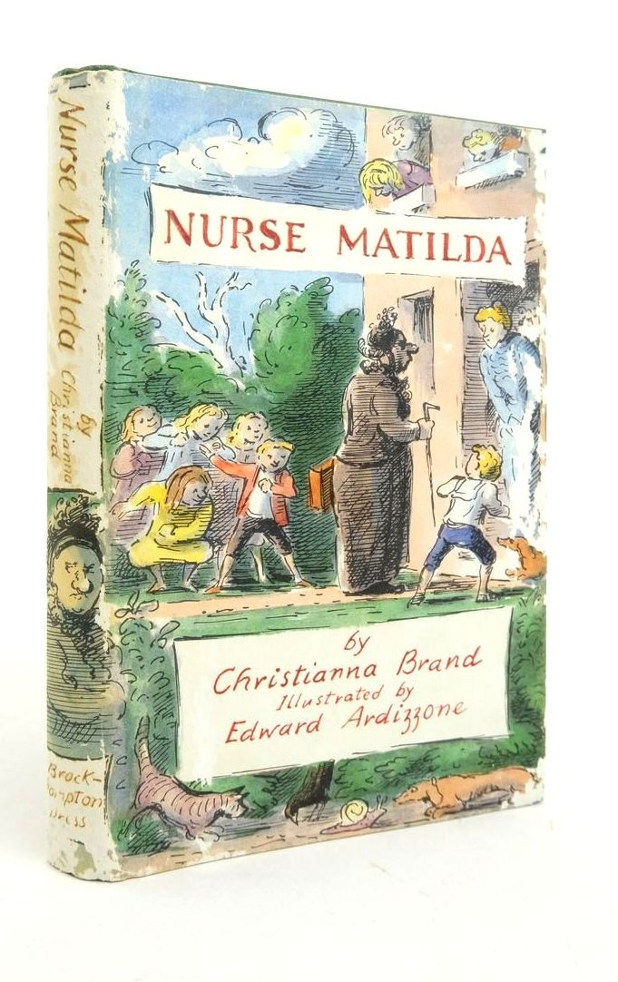 Photo of NURSE MATILDA- Stock Number: 1821813