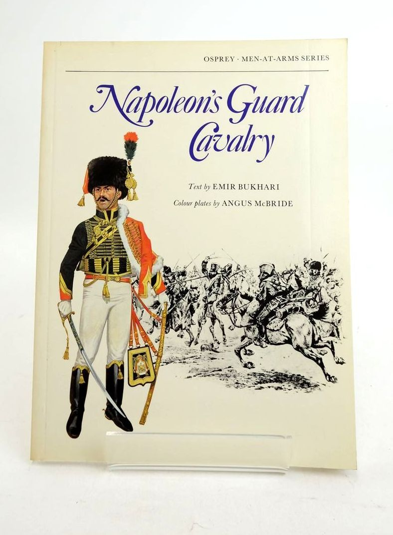 Photo of NAPOLEON'S GUARD CAVALRY (MEN-AT-ARMS)- Stock Number: 1821817