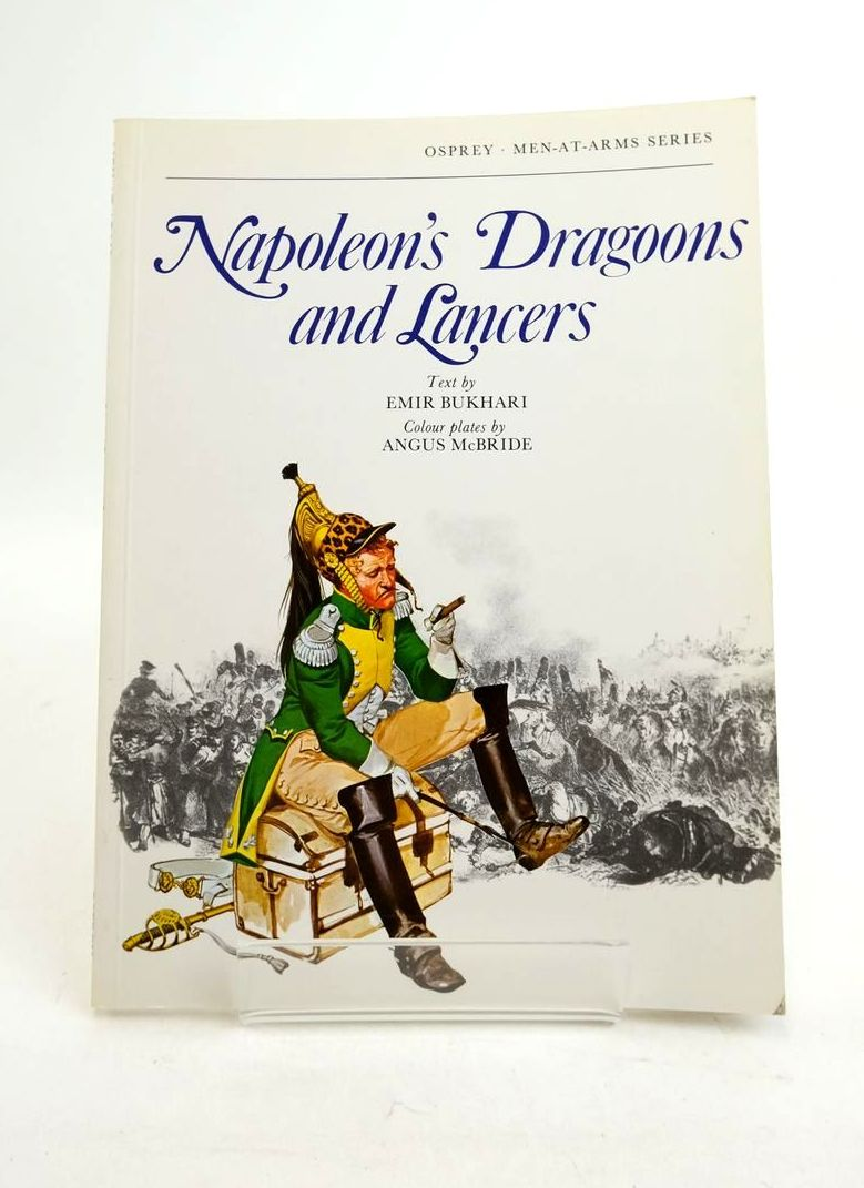 Photo of NAPOLEON'S DRAGOONS AND LANCERS (MEN-AT-ARMS)- Stock Number: 1821819
