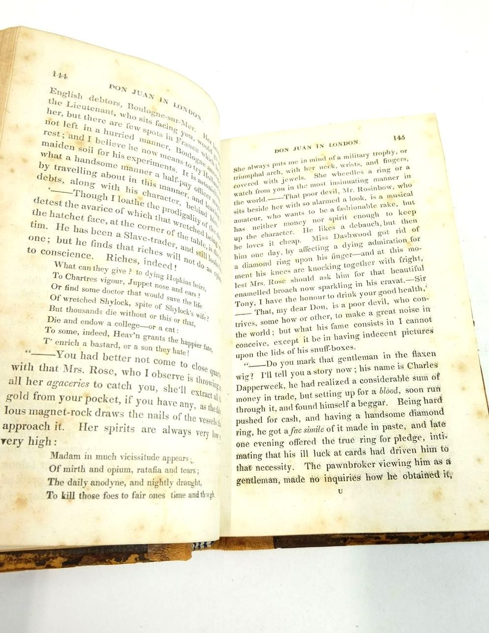 Photo of DON JUAN VOLUME THE SECOND written by Thornton, Alfred published by Thomas Kelly (STOCK CODE: 1821833)  for sale by Stella & Rose's Books