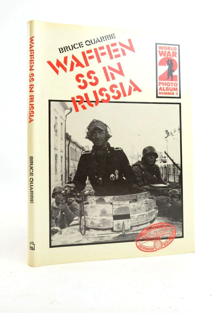 Photo of WAFFEN SS IN RUSSIA written by Quarrie, Bruce published by Patrick Stephens (STOCK CODE: 1821836)  for sale by Stella & Rose's Books