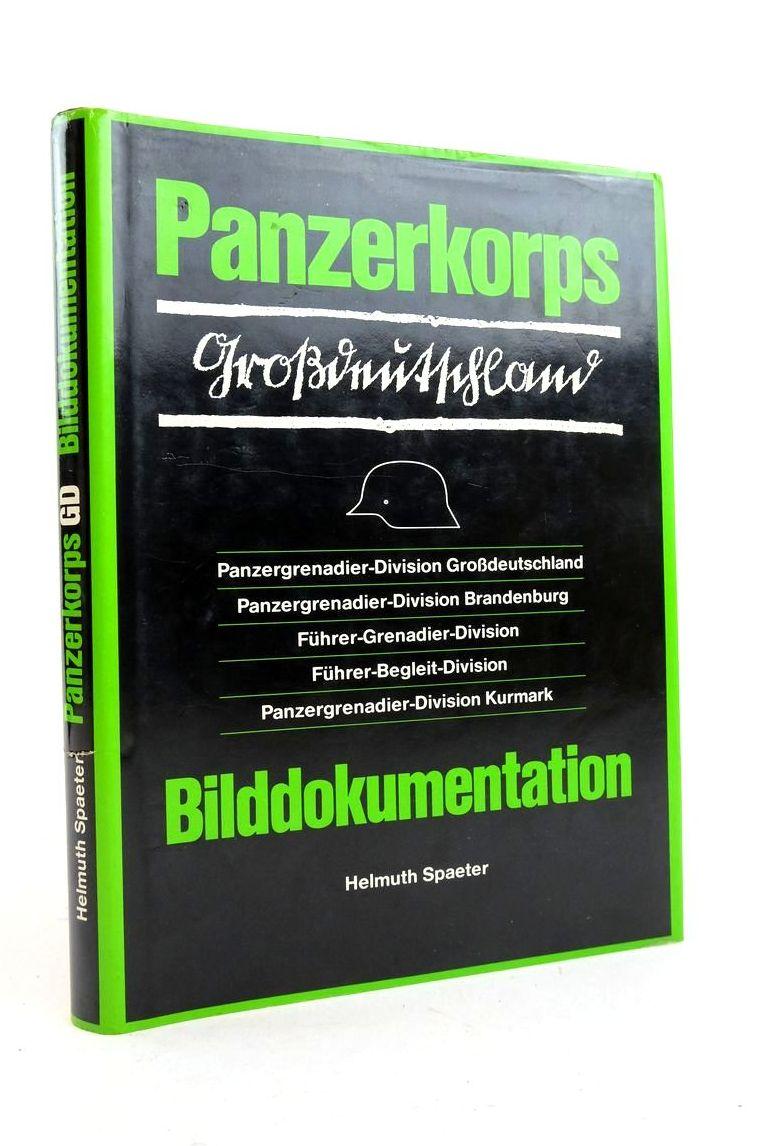 Photo of PANZERKORPS GROSSDEUTSCHLAND written by Spaeter, Helmuth published by Podzun-Pallas (STOCK CODE: 1821840)  for sale by Stella & Rose's Books
