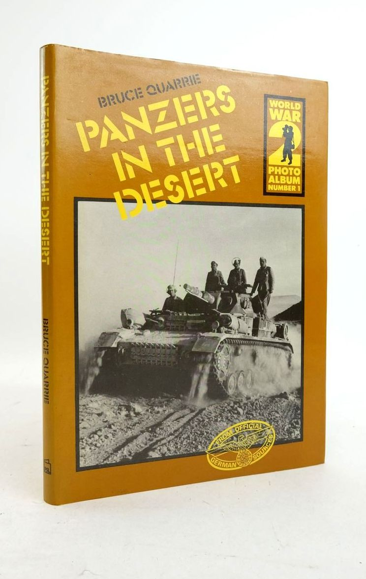 Photo of PANZERS IN THE DESERT- Stock Number: 1821841