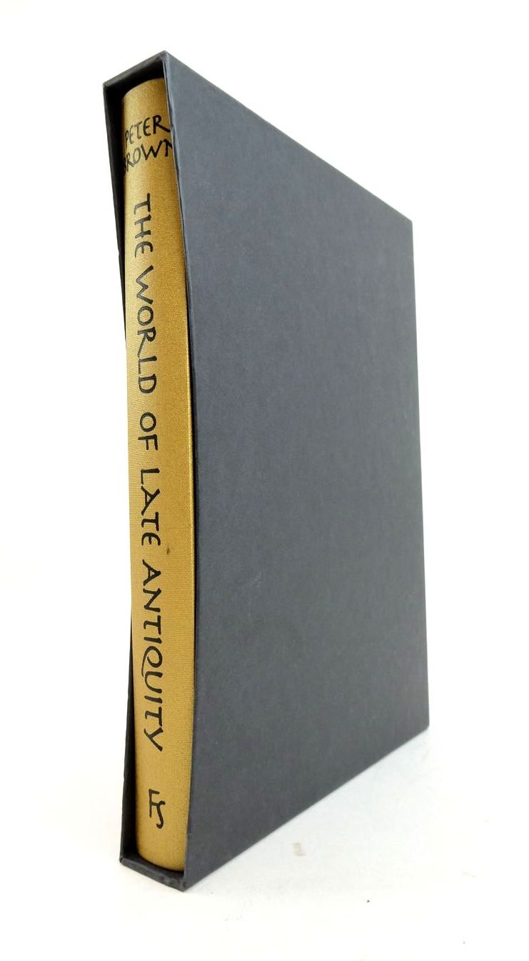 Photo of THE WORLD OF LATE ANTIQUITY AD 150-750 written by Brown, Peter Kelly, Christopher published by Folio Society (STOCK CODE: 1821848)  for sale by Stella & Rose's Books