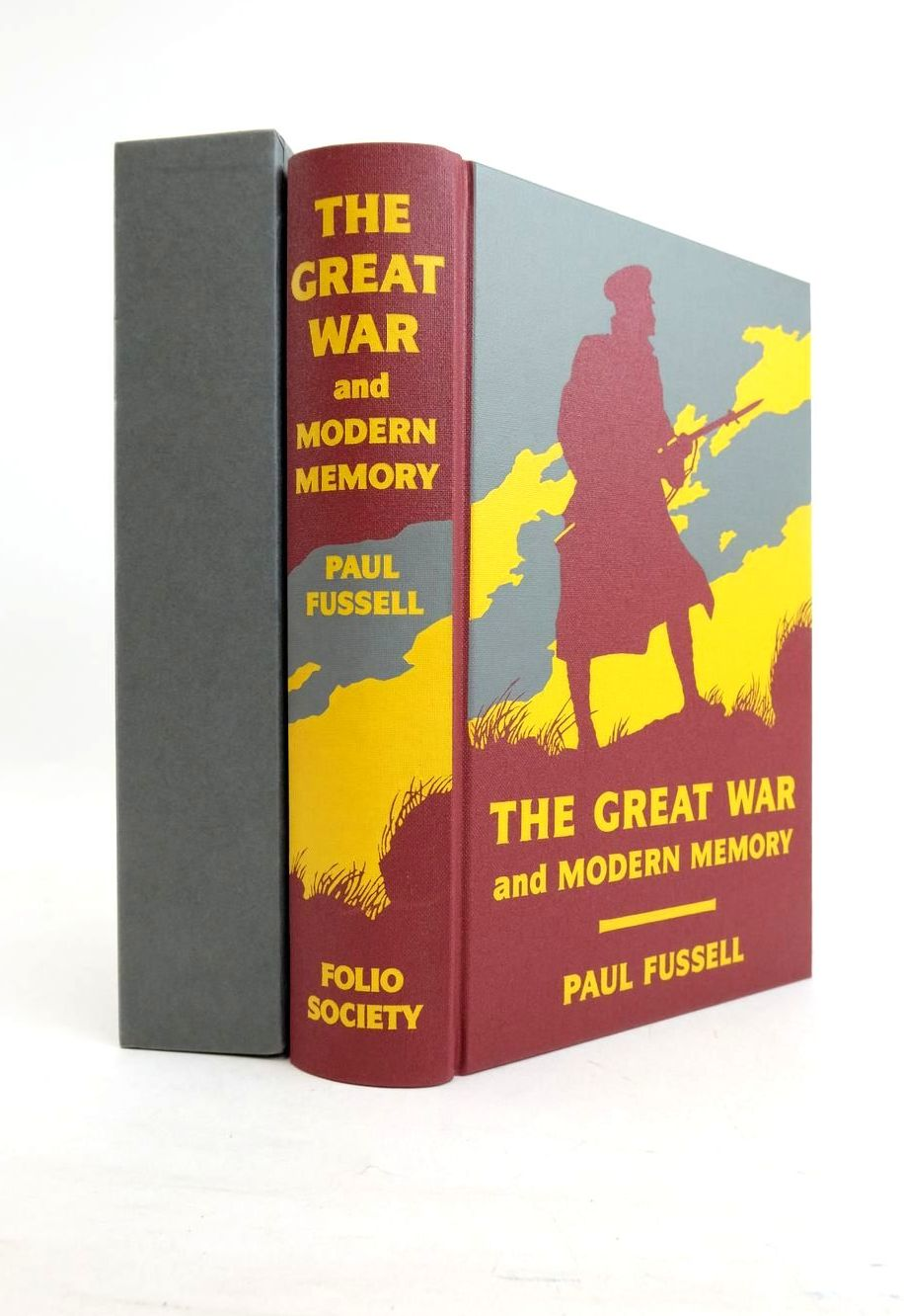 Photo of THE GREAT WAR AND MODERN MEMORY- Stock Number: 1821864
