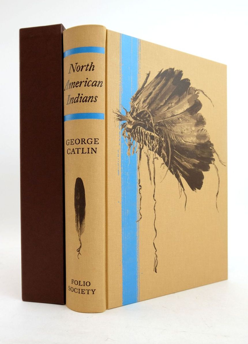 Photo of LETTERS AND NOTES ON THE MANNERS, CUSTOMS AND CONDITION OF THE NORTH AMERICAN INDIANS- Stock Number: 1821873