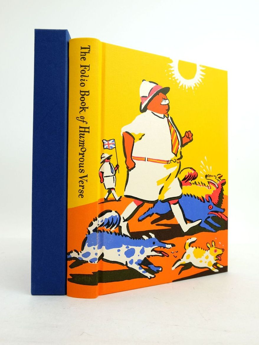 Photo of THE FOLIO BOOK OF HUMOROUS VERSE- Stock Number: 1821876