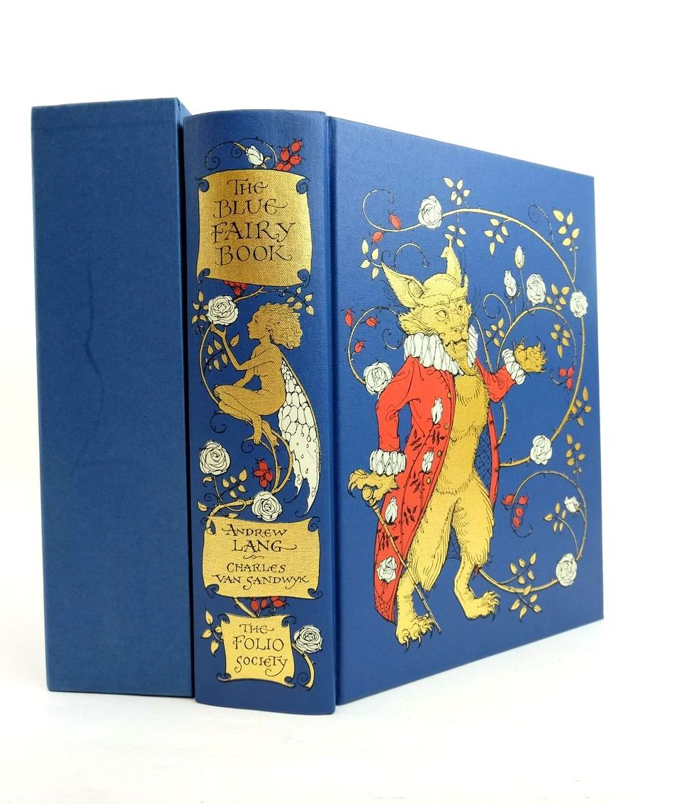 Photo of THE BLUE FAIRY BOOK- Stock Number: 1821881
