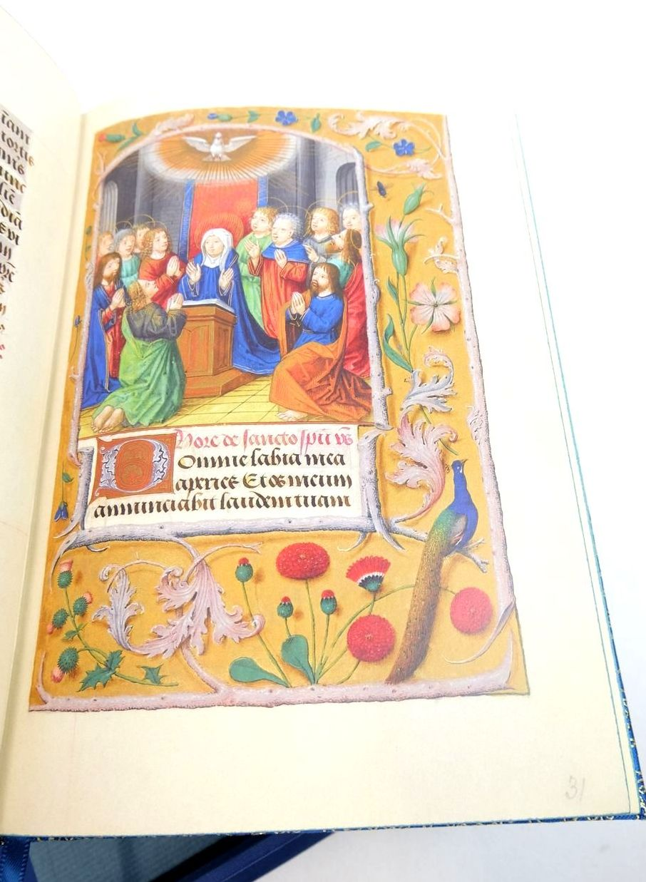 Photo of THE FITZWILLIAM BOOK OF HOURS written by Panayotova, Stella published by Folio Society (STOCK CODE: 1821904)  for sale by Stella & Rose's Books