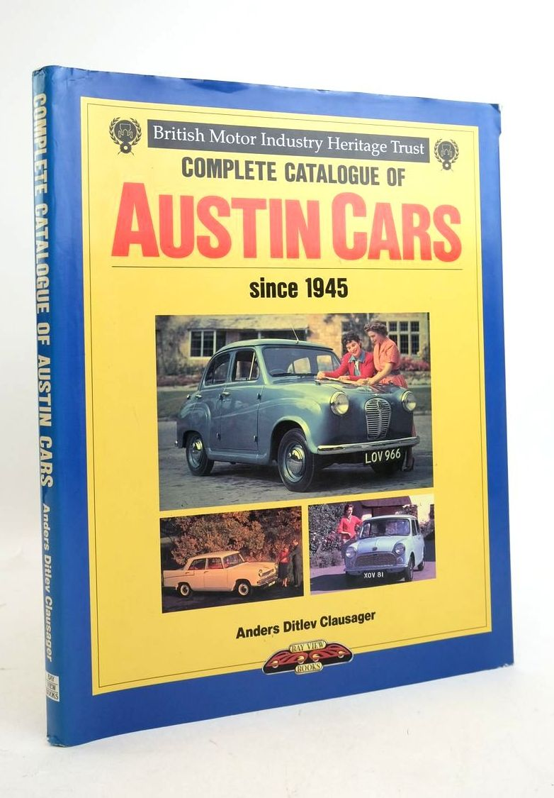 Photo of COMPLETE CATALOGUE OF AUSTIN CARS SINCE 1945- Stock Number: 1821928