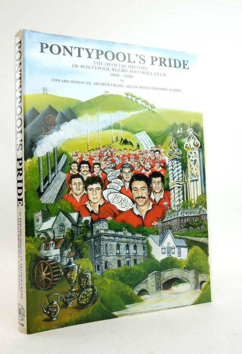 Photo of PONTYPOOL'S PRIDE- Stock Number: 1821938