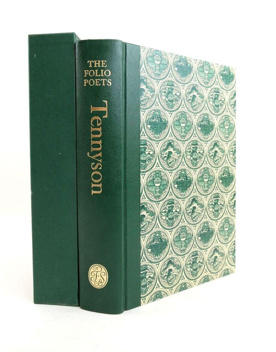 Photo of ALFRED, LORD TENNYSON SELECTED POEMS (THE FOLIO POETS) written by Tennyson, Alfred Lord Padel, Ruth illustrated by Stephens, Ian published by Folio Society (STOCK CODE: 1821943)  for sale by Stella & Rose's Books