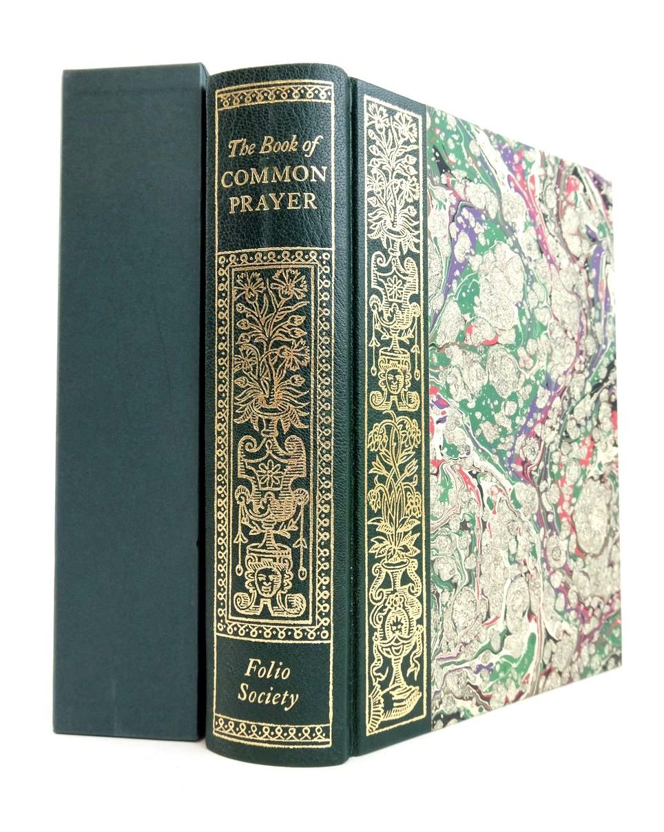 Photo of THE BOOK OF COMMON PRAYER- Stock Number: 1821965