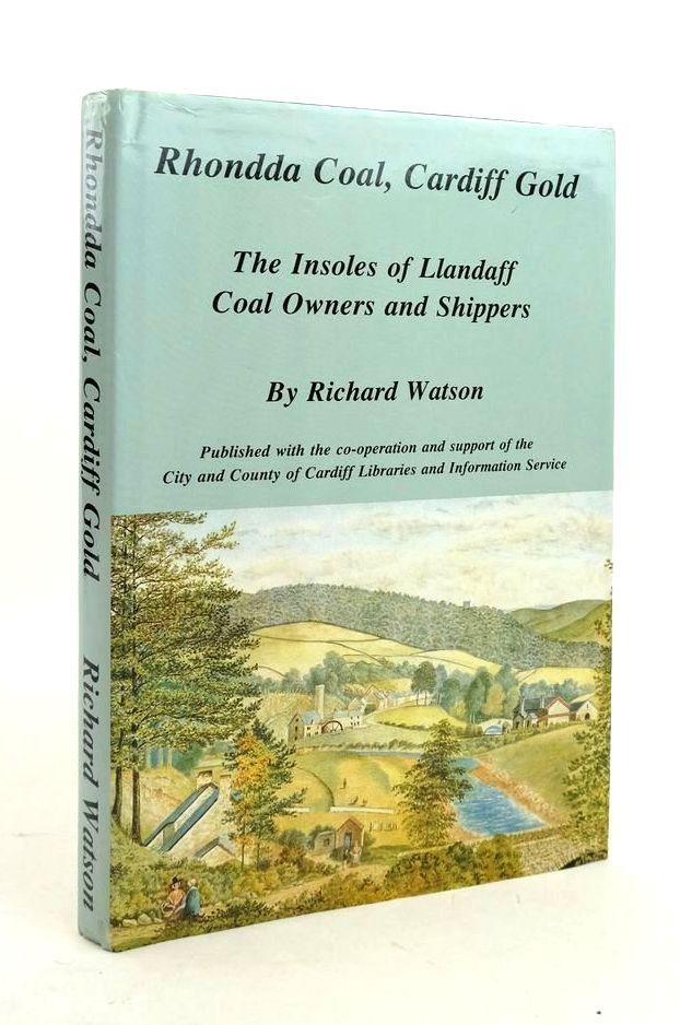 Photo of RHONDDA COAL, CARDIFF GOLD- Stock Number: 1821988