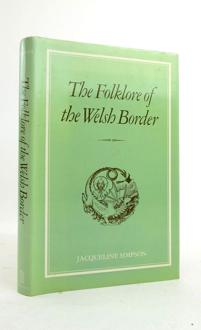 Photo of THE FOLKLORE OF THE WELSH BORDER- Stock Number: 1821993