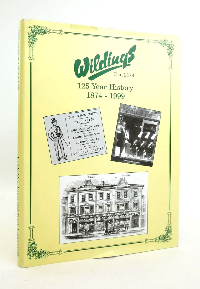 Photo of WILDINGS 125 YEAR HISTORY 1874-1999- Stock Number: 1822012