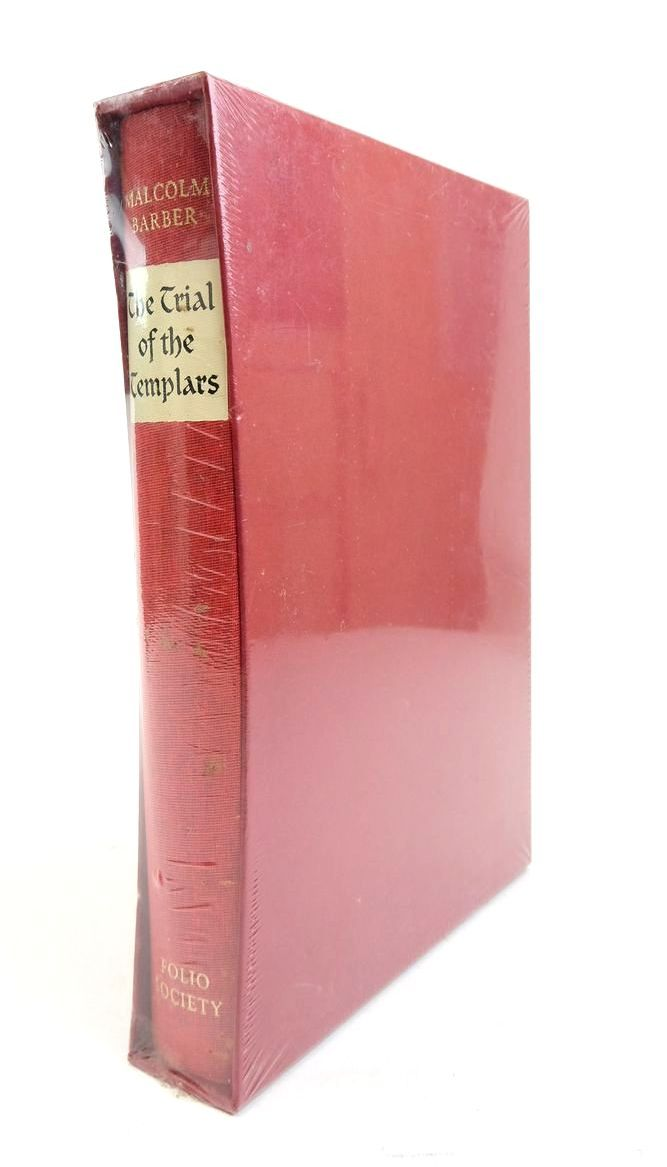 Photo of THE TRIAL OF THE TEMPLARS written by Barber, Malcolm published by Folio Society (STOCK CODE: 1822014)  for sale by Stella & Rose's Books