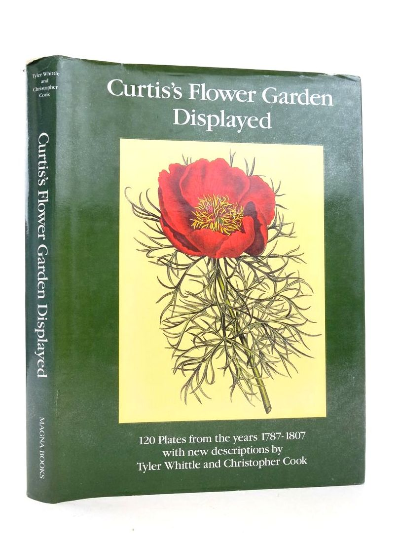 Photo of CURTIS'S FLOWER GARDEN DISPLAYED written by Whittle, Tyler Cook, Christopher illustrated by Sydenham, Edwards published by Magna Books (STOCK CODE: 1822023)  for sale by Stella & Rose's Books