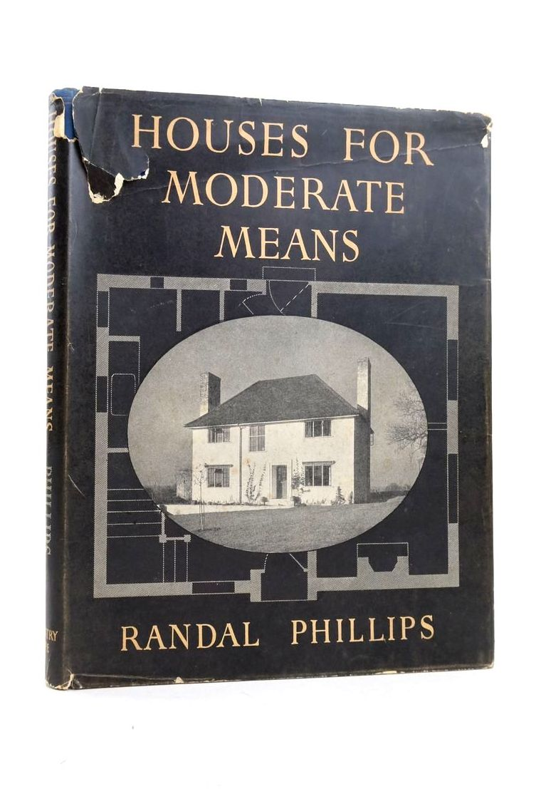 Photo of HOUSES FOR MODERATE MEANS written by Philips, R. Randall published by Country Life Ltd. (STOCK CODE: 1822024)  for sale by Stella & Rose's Books
