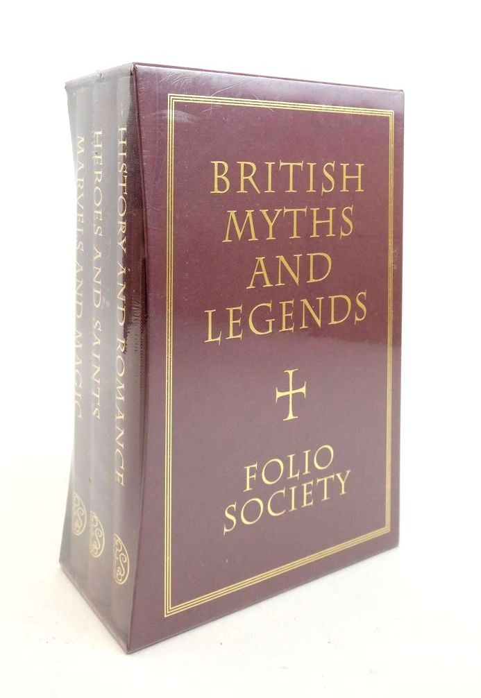 Photo of BRITISH MYTHS AND LEGENDS (3 VOLUMES)- Stock Number: 1822035