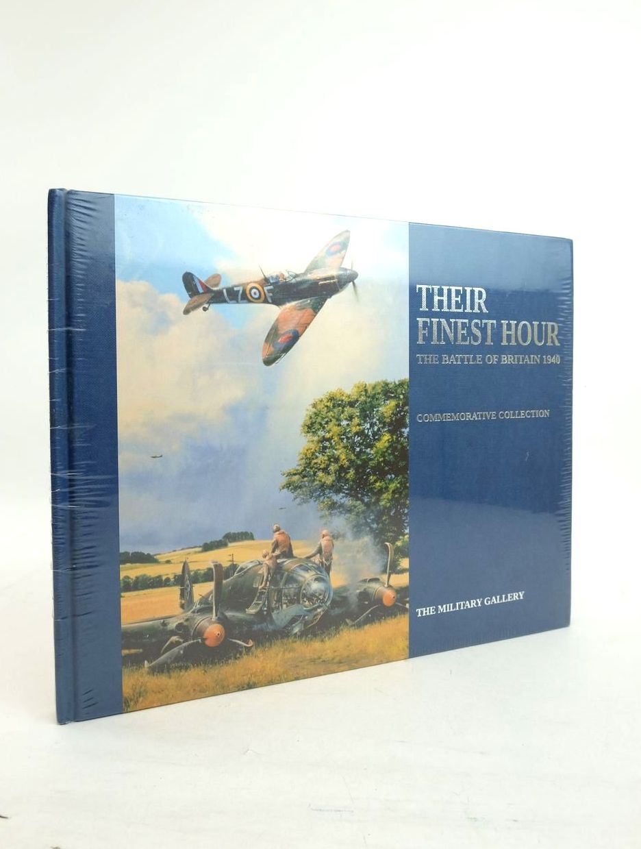 Photo of THEIR FINEST HOUR THE BATTLE OF BRITAIN 1940 written by Craig, Michael published by Griffon International (STOCK CODE: 1822052)  for sale by Stella & Rose's Books