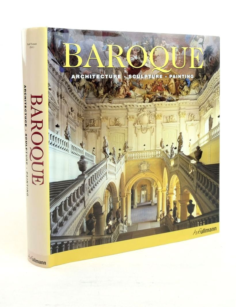 Photo of BAROQUE ARCHITECTURE, SCULPTURE, PAINTING written by Toman, Rolf published by H.F. Ullmann (STOCK CODE: 1822055)  for sale by Stella & Rose's Books