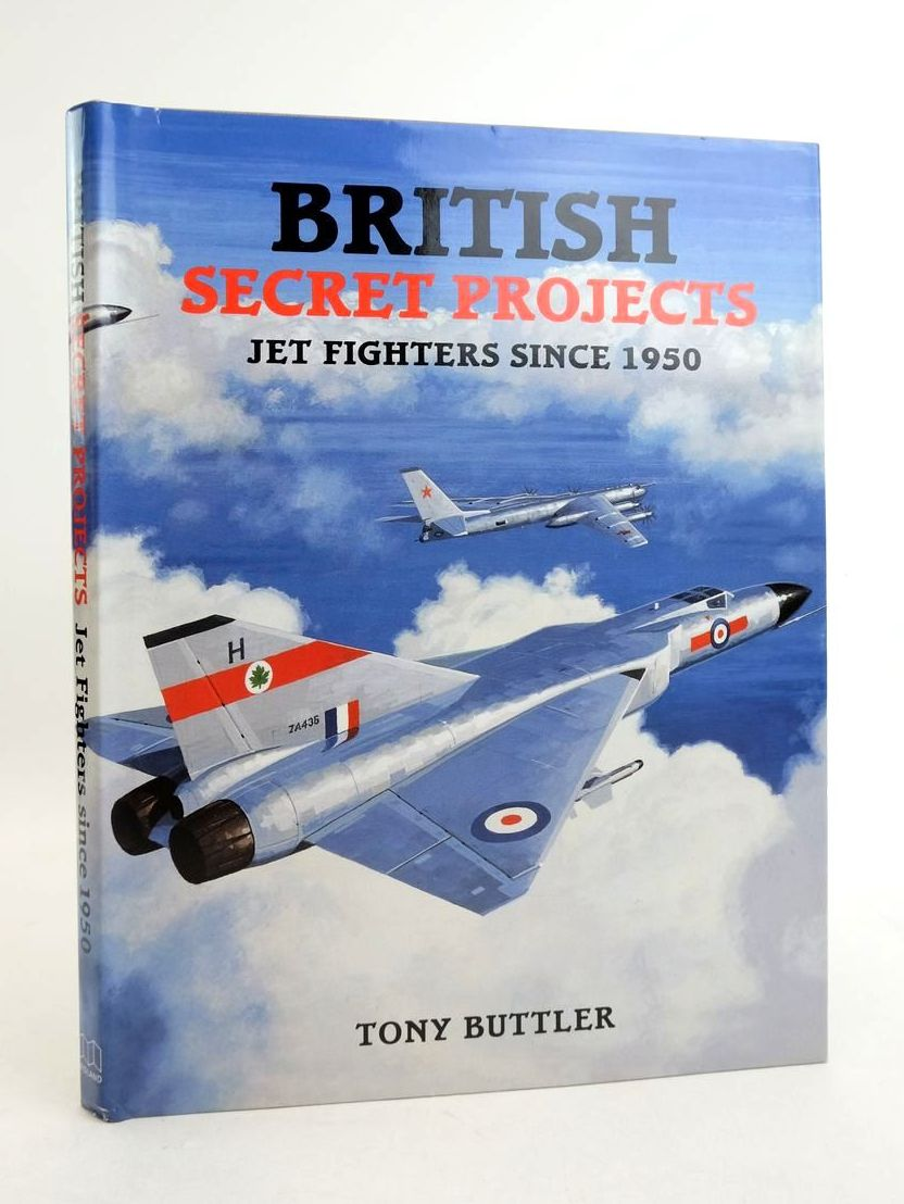 Photo of BRITISH SECRET PROJECTS: JET FIGHTERS SINCE 1950- Stock Number: 1822071