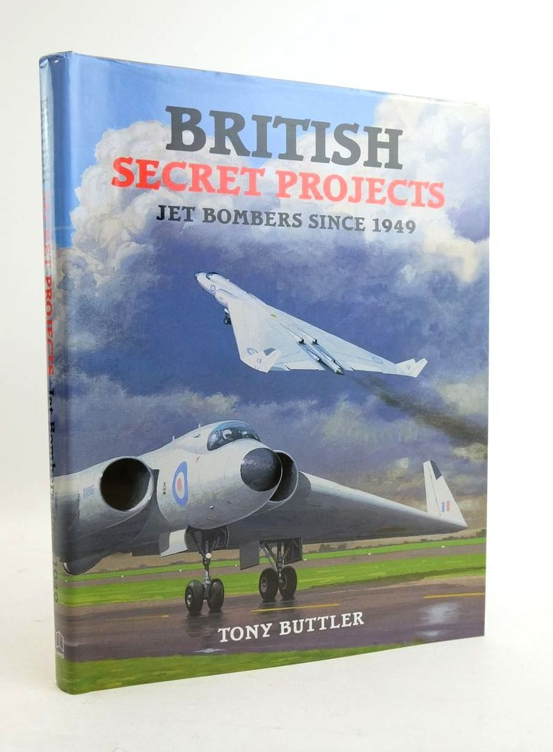 Photo of BRITISH SECRET PROJECTS: JET BOMBER SINCE 1949- Stock Number: 1822074