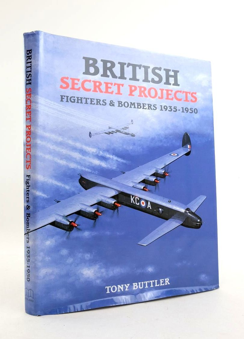 Photo of BRITISH SECRET PROJECTS: FIGHTERS & BOMBERS 1935-1950- Stock Number: 1822077