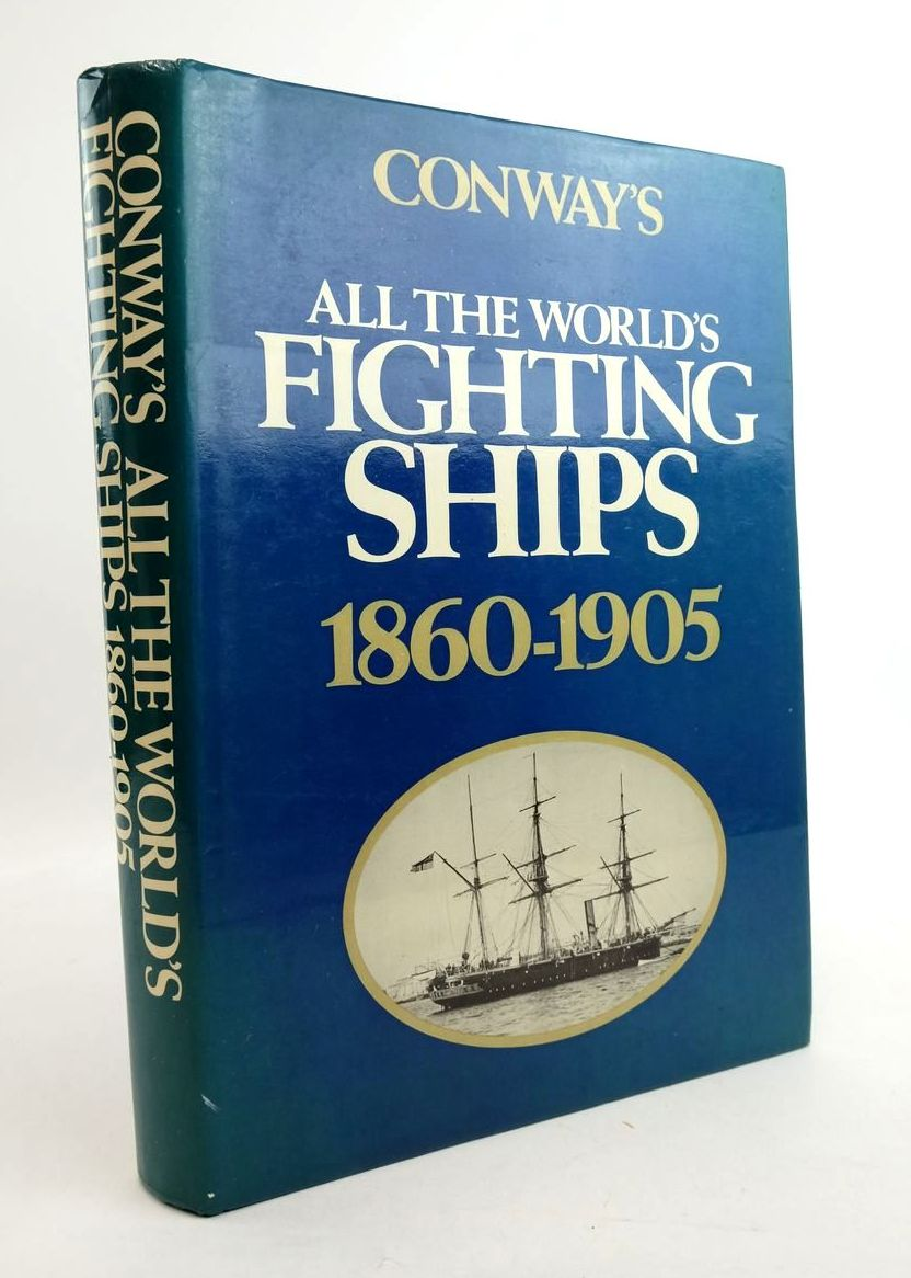 Photo of CONWAY'S ALL THE WORLD'S FIGHTING SHIPS 1860-1905- Stock Number: 1822081